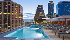 Austin Marriott Downtown represents new design vision for company