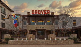 Hotel Drover makes its debut in historic Fort Worth Stockyards district