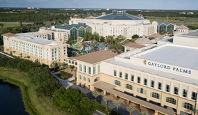 $158M expansion adds 100,000 square feet of meeting space to Gaylord Palms