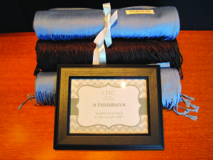 Kimpton Florida Hotels pashmina program