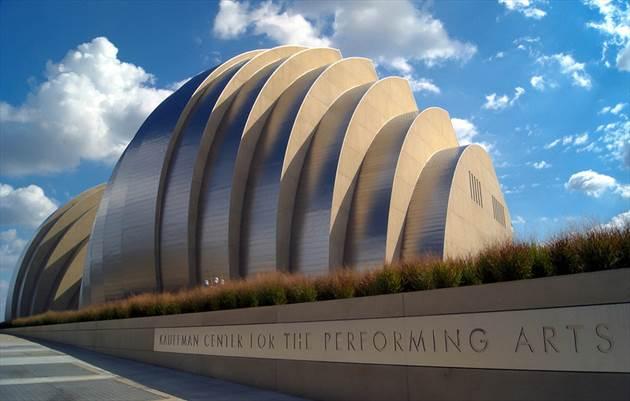 Kauffman Center for Performing Arts, Kansas City