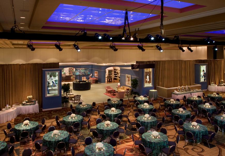 Swan and Dolphin Hotel ballroom