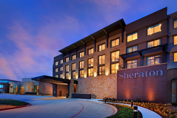 Sheraton McKinney Hotel & Conference Center opens