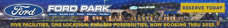 Ford Park web site banner