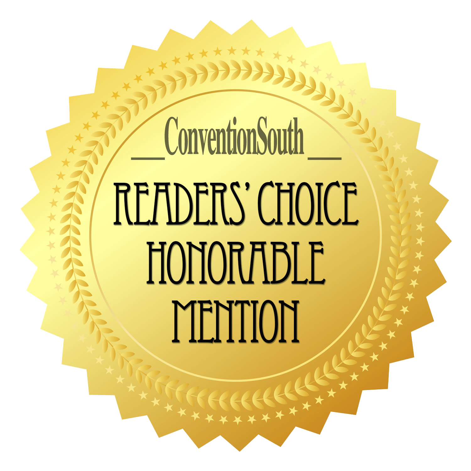 Readers' Choice Honorable Mention