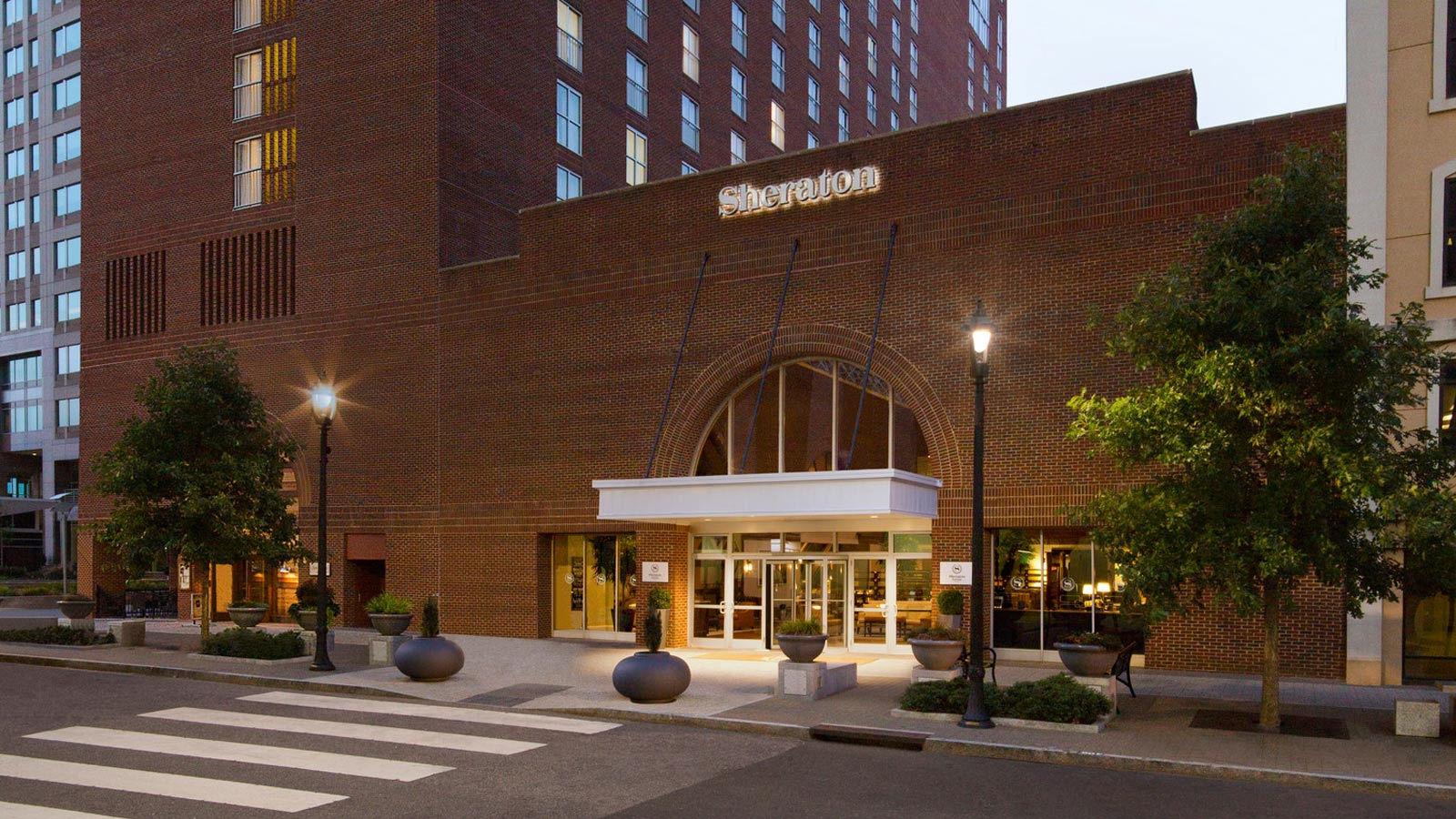 Sheraton Raleigh Hotel