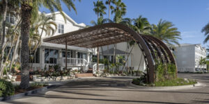 Fresh off an extensive conversion, the Barbary Beach House Key West is now open to the public.