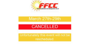 A sign of the times, as many 2020 events have been rescheduled or totally canceled.