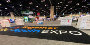 The Orange County Convention Center (OCCC) recently hosted both its post-COVID-19 trade show and exhibits in late-July. The Together Again Expo was a hybrid event, welcoming 1,400 industry professionals live and 8,225 virtual attendees.