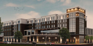 The Valley Hotel, a part of the Curio Collection by Hilton brand, is scheduled to open in January 2021.