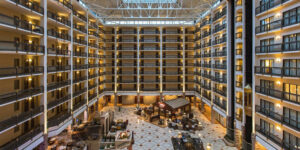The Axton Group has completed its $70 million purchase of the Renaissance Austin Hotel.