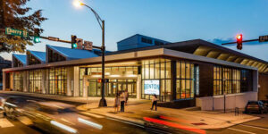 Winston-Salem's Benton Convention Center has reopened under the state's COVID-19 phase 3 restrictions. The center is restricted to operate at 30 per cent of room capacity, or 100 people seated.