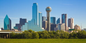 Dallas, Tex., saw the largest total hotel construction pipeline in the third quarter of 2020 with 154 projects and 18,592 rooms.