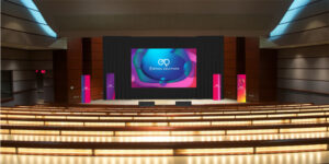 The Orange County Convention Center has unveiled its Executive Studio, a new state-of-the-art digital broadcast center for hybrid conventions and tradeshows.