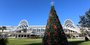 The Orange County Convention Center (OCCC) will host the inaugural Orlando Winterfest and Holiday Market from Dec. 3 to Dec. 6, 2020.