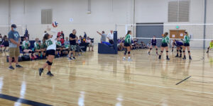 The Paducah-McCracken County Convention & Expo Center recently opened its new indoor sports courts. The center also boasts 110,000 square feet of convention and exhibition space.