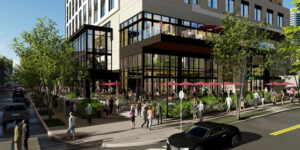 Mariott Uptown Dallas is scheduled to open in the city's Uptown district in late January 2021.