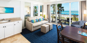 TradeWinds Islands Resorts on St. Pete Beach, Fla., recently completed a $15 million renovation to meeting spaces and 796 guest rooms.