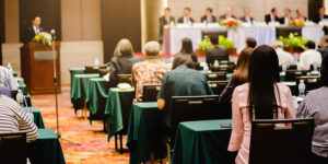 Associations may need to re-examine the importance, size, and scope of their annual general meetings.