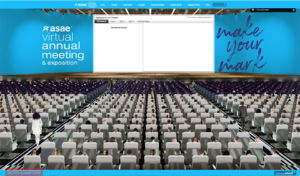 Like many other organizations, the American Society of Association Executives (ASAE) moved its 2020 annual general meeting to a virtual format.