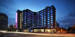 Hard Rock Hotels has announced the launch of Reverb by Hard Rock. The first Reverb hotel will open in downtown Atlanta near Mercedes-Benz Stadium.