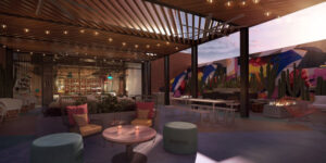 Moxy Austin-University has officially opened as the brand's first destination in the state. It is located near the University of Texas' Austin campus.
