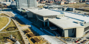 Construction of the $288 million Oklahoma City Convention Center is complete after more than a decade of planning.