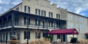 The historic St. James Hotel in Selma, Ala., has reopened after lengthy renovations.
