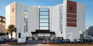 Delta Hotels by Marriott Virginia Beach Bayfront Suites has opened as the first property on the Chesapeake Bay with its own private beach.