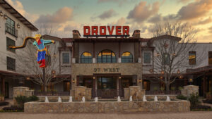 ] Hotel Drover, an Autograph Collection hotel, is officially open in the Fort Worth Stockyards district.