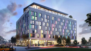 Hyatt Centric Beale Street Memphis is set to open later this month. It will be the brand's first full-service hotel in the city.