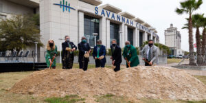 Officials have broken ground on the $271 million Savannah Convention Center expansion, which will include constructing a 40,000-square-foot ballroom, adding 15 meeting rooms, and doubling the exhibit hall space to 200,000 square feet.