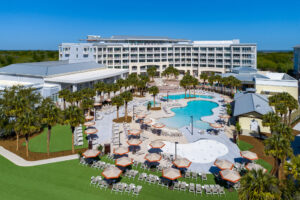 Sweetgrass Inn at Wild Dunes is a newly opened signature hotel at South Carolina's Wild Dunes Resort.