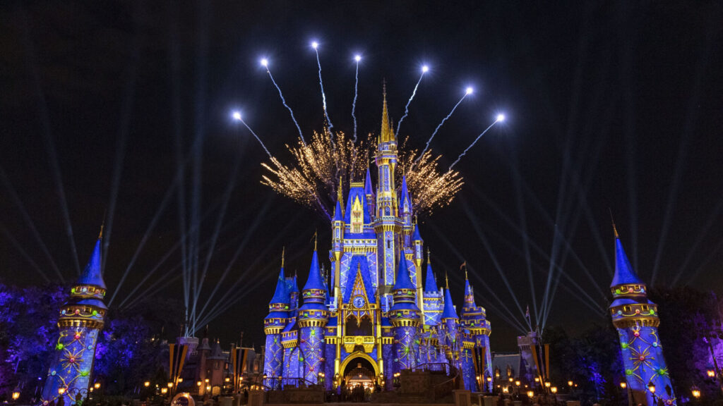Hosting an event at Disney World adds a certain element of 'magic.'