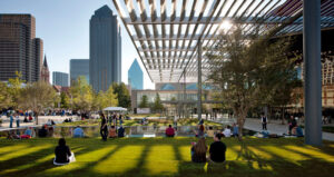 The Dallas Arts District is the largest contiguous art district in the nation. In May 2020, VisitDallas and the Dallas Tourism Public Improvement District led an initiative to become the first destination to receive GBAC STAR accreditation.