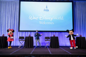 Planners say the sheer amount of space Disney's parks and resorts offer make Disney World an attractive site for meetings and events.
