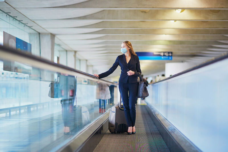 Nearly one-quarter of more than 900 respondents to a recent Global Business Travel Association (GBTA) poll said their company has resumed business travel or is in the process of planning to do so.