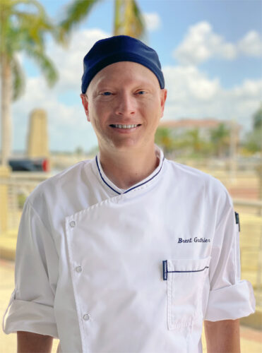 Brent Gauthier has been promoted to executive chef at the Luminary Hotel & Co.
