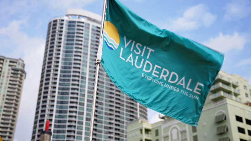 Visit Lauderdale, formerly known as The Greater Lauderdale Convention and Visitors Bureau, debuted its new branding during National Travel and Tourism Week.