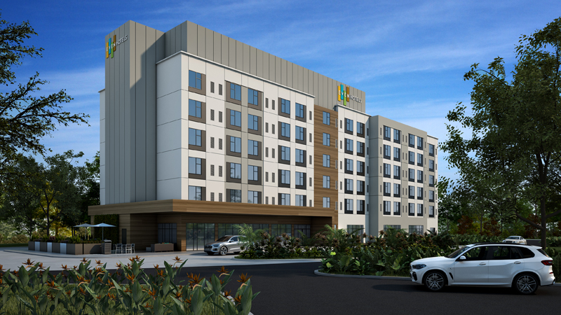 EVEN Hotel Atlanta – Cobb Galleria officially opened its doors on June 2, the brand's second location in Georgia.