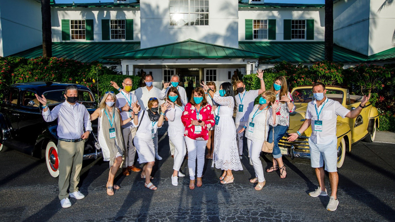 """Incentive Research Foundation (IRF) and Discover The Palm Beaches hosted a number of incentive travel professionals earlier this spring for a destination review experience. The findings of the review were reported in IRF's later white paper, """"Buyers Decision Drivers."""""""