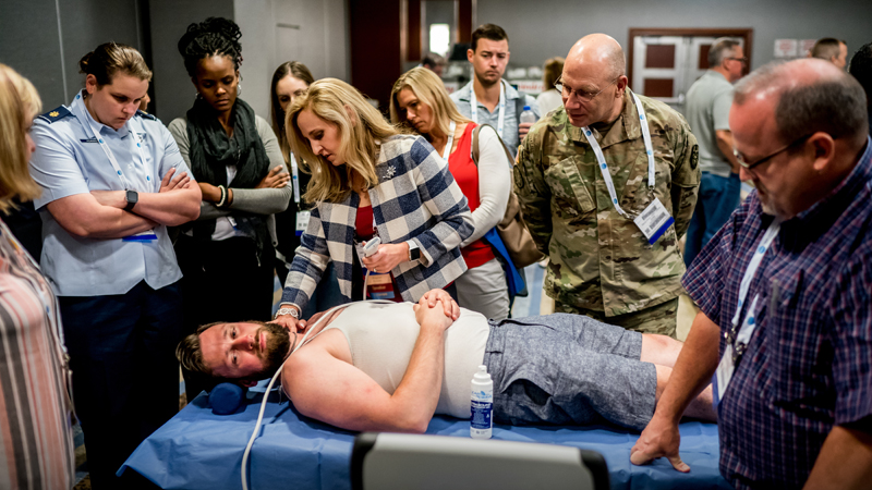 The American Association of Nurse Anesthetists (AANA) conducted a survey of its membership to help decide the course of their meetings in 2021, and the results were overwhelmingly positive for getting back to an in-person meeting.