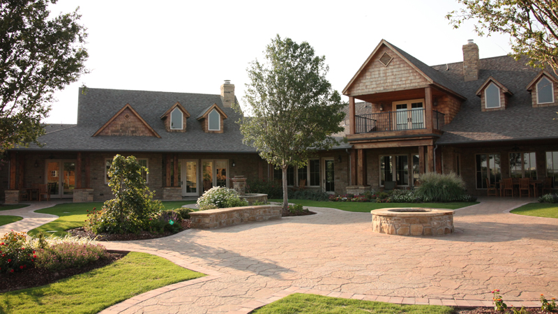 Buffalo Point Retreat is opening to the public this month, after serving as private estate since 2011.
