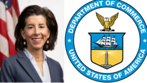 Gina Rainmodo, secretary of the U.S. Chamber of Commerce, has pledged $750 million in funding for the travel and tourism industry.