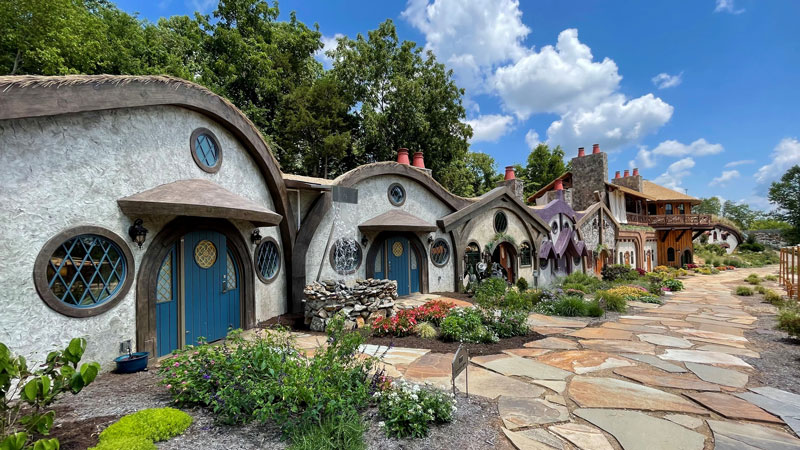 Ancient Lore Village is Knoxville, Tenn., has added an option for small groups to 'create their own adventure' without having to organize through a meeting planner.