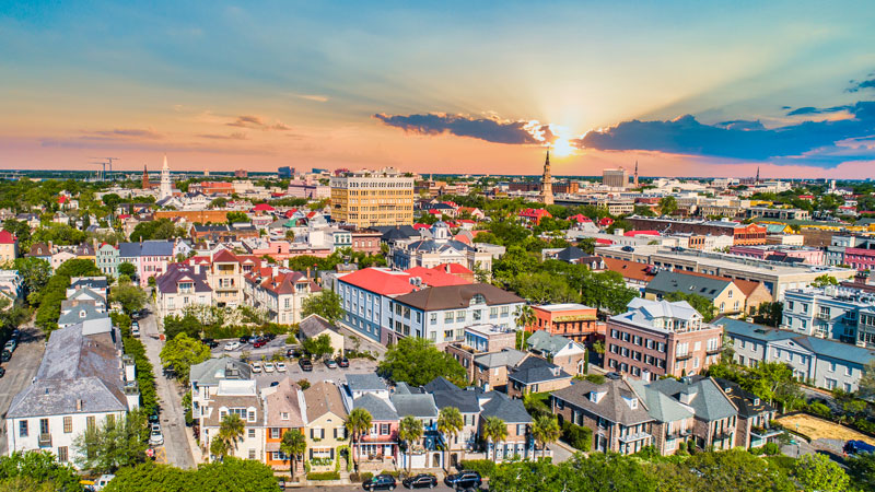 Charleston, S.C. was named the #1 U.S. city in Travel + Leisure's 26th annual World's Best Awards reader survey. The city, which earned a Hall of Fame distinction, also finished #17 on the survey's list of best cities in the world, the only U.S. location to do so.