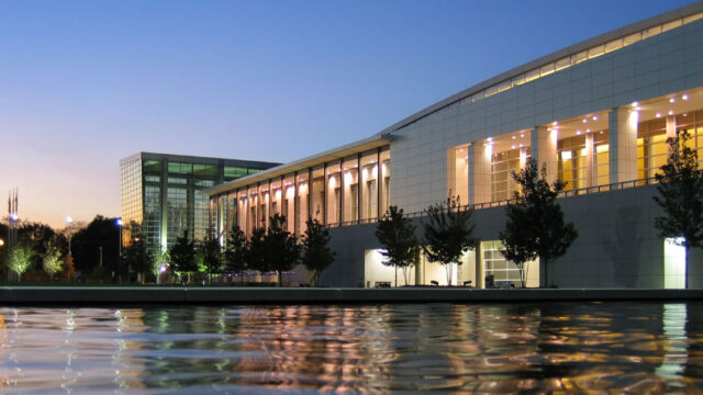 The Georgia World Congress Center was the first convention center in the U.S. to receive GBAC STAR accreditation.