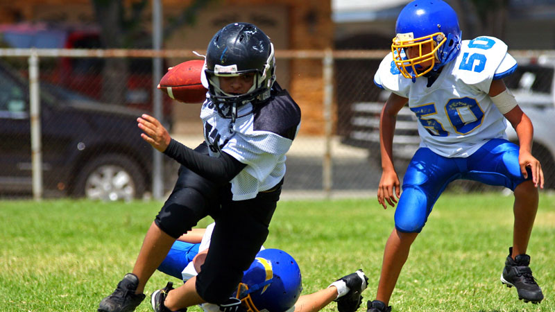 In sports, the mental skill set is as important as the physical, even when it comes to children.