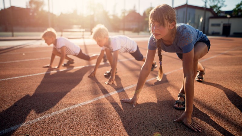 While some youth athletes remained active during the early months of the pandemic, with no travel or push for elite programming, the pace was much slower than normal.