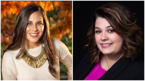 Nina Shokrian and Molly Hunter have joined the JW Marriott San Antonio Hill Country Resort & Spa as senior marketing manager and associate director of group sales, respectively.